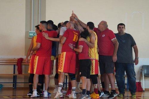 Peperoncino Basket  - Pol. Giovanni  Masi    74 - 73