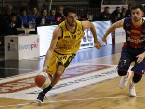 Withu Bergamo-Staff Mantova 70-67 (16-24, 40-36, 55-47)