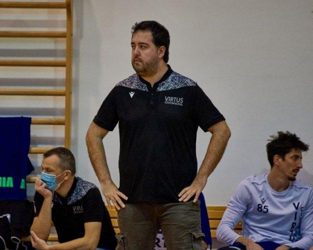 Virtus Basket Civitanova Marche : Esonerato coach Emanuele Mazzalupi
