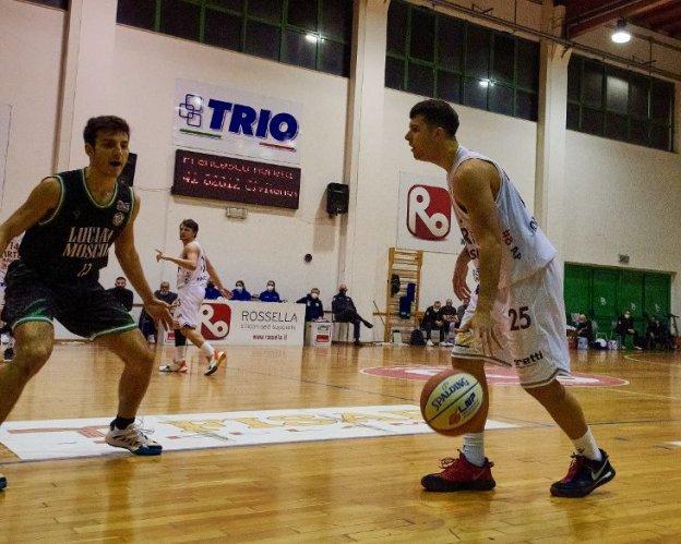 Presentazione Luciana Mosconi Ancona- Virtus Basket Rossella Civitanova Marche