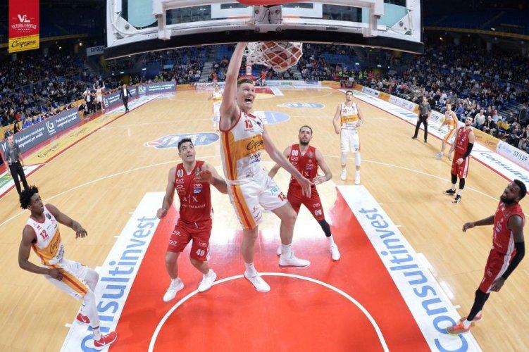 Carpegna Prosciutto Basket Pesaro  : Aggiornamento sulla situazione di Clint Chapman