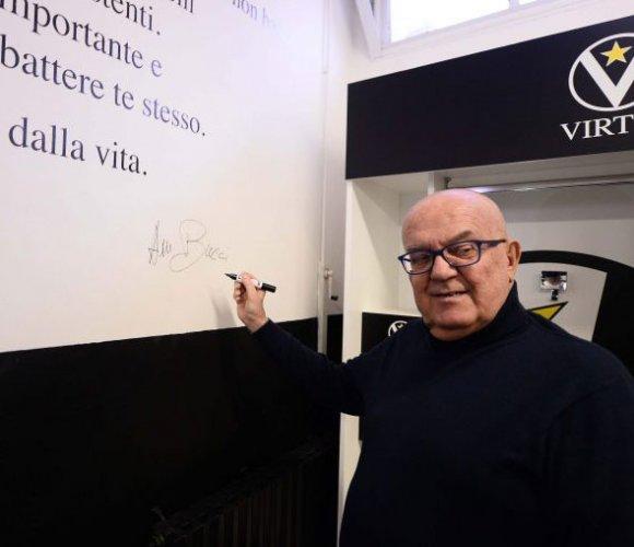 L'eredità di Alberto Bucci, un patrimonio che custodiremo gelosamente