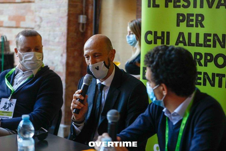 Virtus Segafredo Bologna : Alessandro Abbio protagonista ad Overtime Festival