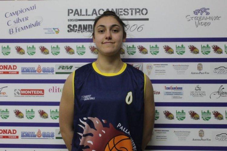 Pallacanestro Scandiano - Martedì 13 Aprile 2021 il recupero di Serie B femminile
