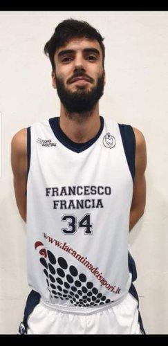 Atletico Basket Bologna - Preven Francesco Francia Pallacanestro   57 - 112    (11-25, 8-27, 19-32, 19-28)