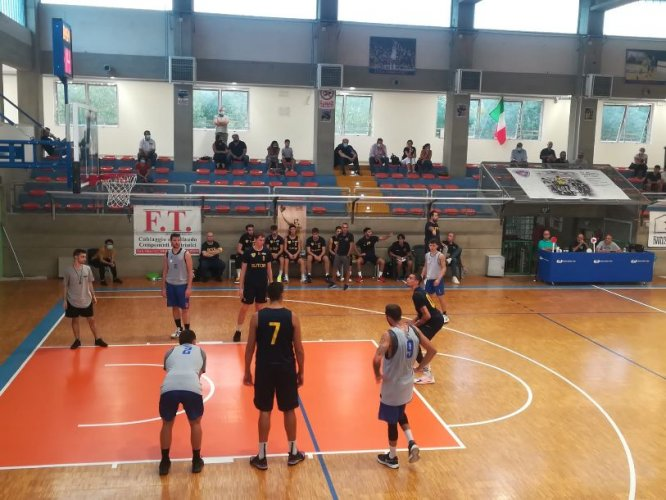 Amichevole - Attila Junior Porto Recanati - Sutor Basket Montegranaro