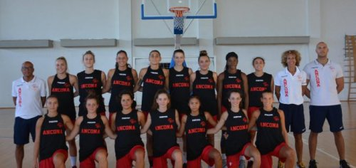 I numeri di maglia del Basket Girls Ancona 2020/2021