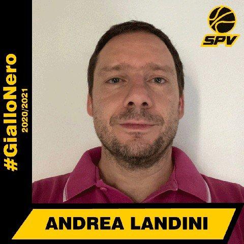 Scuola Pallacanestro Vignola : Andrea Landini è il nuovo vice allenatore della prima squadra