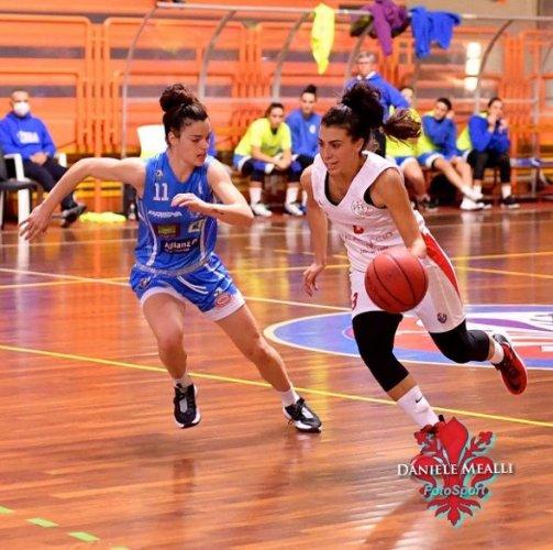 La Feba Civitanova Marche  ospita la Nico Basket Femminile
