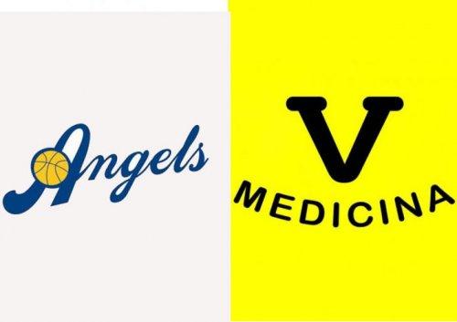 Angels Santarcangelo vs Virtus Medicina si gioca alla Palestra di Bertinoro