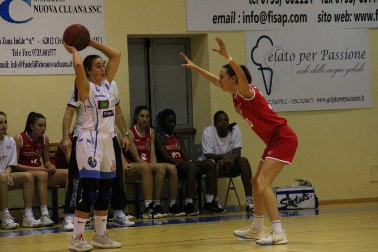 La Feba Civitanova Marche ospita il Brixia Basket