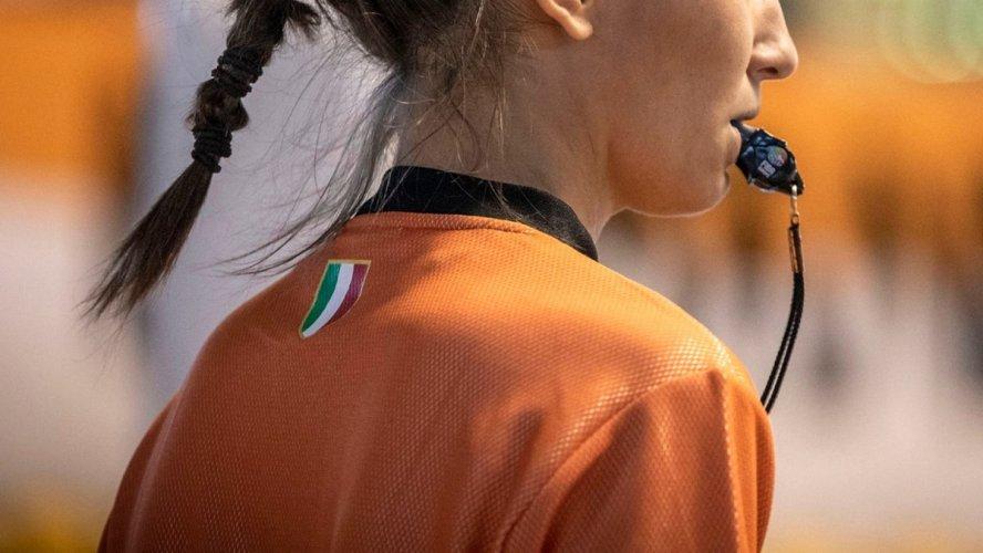 Designazioni arbitrali terza giornata di Serie A2 Femminile