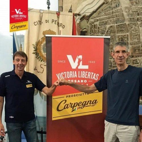 Walter Magnifico è un nuovo dirigente della Carpegna Prosciutto Basket Pesaro!