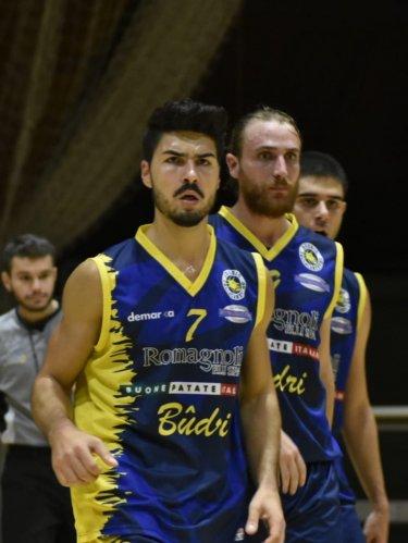 Atletico Basket Borgo – Pallacanestro Budrio 64-68 (25-13, 37-31, 48-53, 64-68)