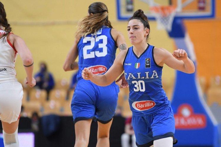 EuroBasket Women Qualifiers 2021, Repubblica Ceca-Italia 63-69. Vittoria pesante sulla strada per la qualificazione