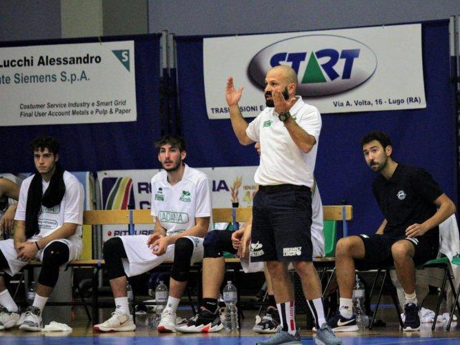 Aviators Basket Lugo: Bella prestazione dei ragazzi di coach Tumidei