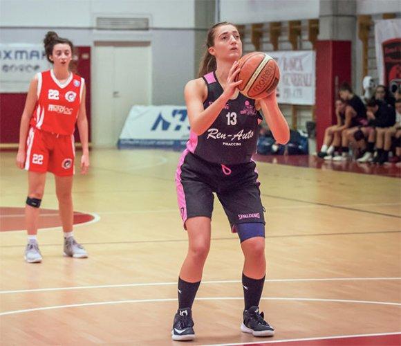 100 2.0 Women Basket College - Happy Basket Rimini  43-59