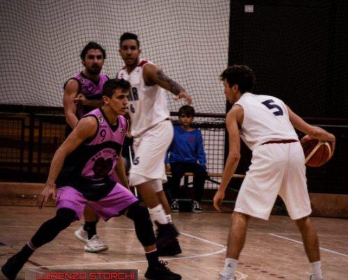 Super flavor Milano - BMR basket 2000 Scandiano 58-59