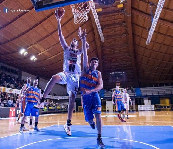 Amadori Tigers Cesena – Aurora Desio 92-80