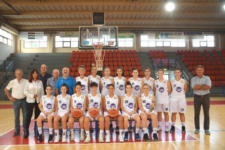Libertas Basket Rosa Forlì  vs My  Cicero Senigallia  81 - 48