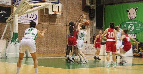 Basket Girls Ancona  - Coach Castorina: - Siamo pronti, vogliamo fare bene -