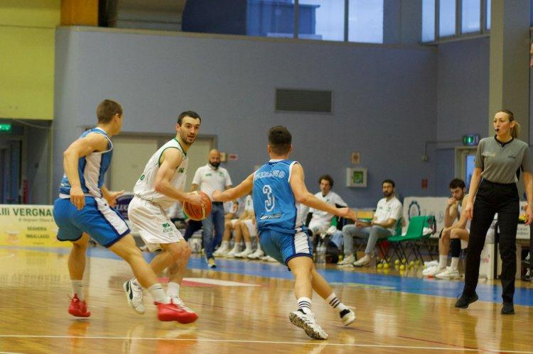 Aviators Basket Lugo 79 - Vetorix Mirano 58