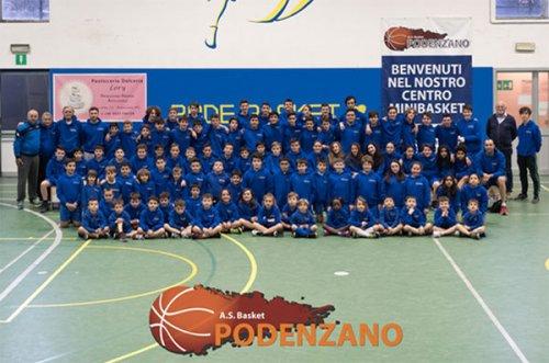 AS Basket Podenzano: storia e progetti futuri