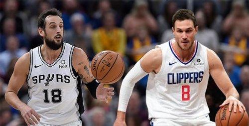 Marco Belinelli e Danilo Gallinari: l'NBA si colora d'azzurro