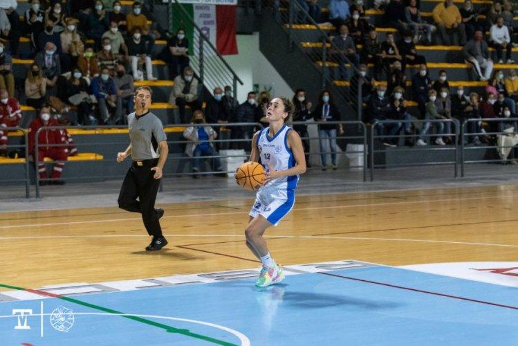 La Halley Thunder Basket Matelica in trasferta a Patti : la presentazione del match