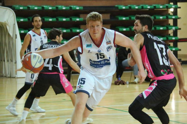 Bologna Basket 2016 - serie B, girone B1 - Il BB2016 vince lo scontro al vertice con Crema
