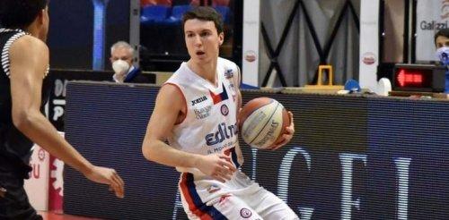 Basket Ravenna - Nicola Berdini è un giocatore dell'OraSì Ravenna
