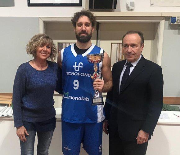 """La Nazareno Carpi vince il """"Marchetti"""""""