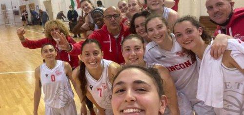 Il Basket Girls  Ancona non si ferma. Al Palascherma cade anche Rimini