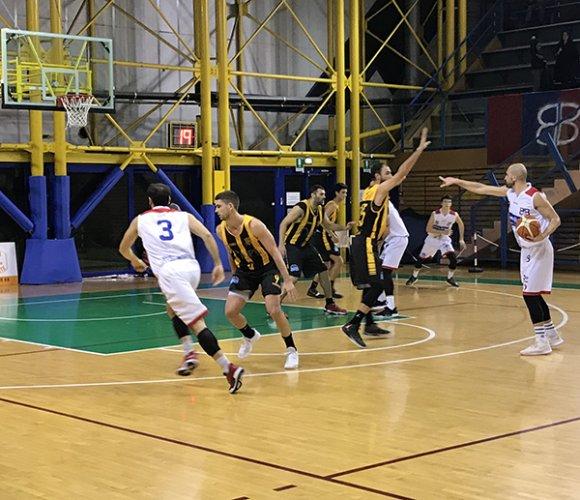Bologna basket 2016 vs Virtus Imola 72-67