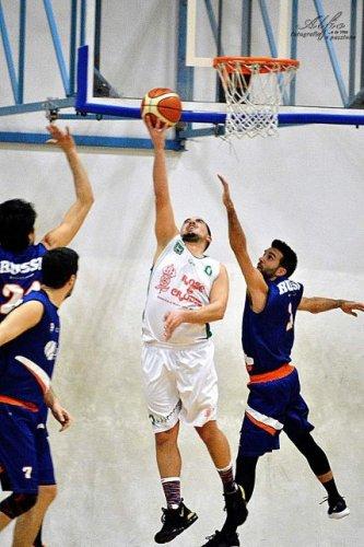 Rose & Crown Villanova Tigers - Basket Club Russi 77-80 dts