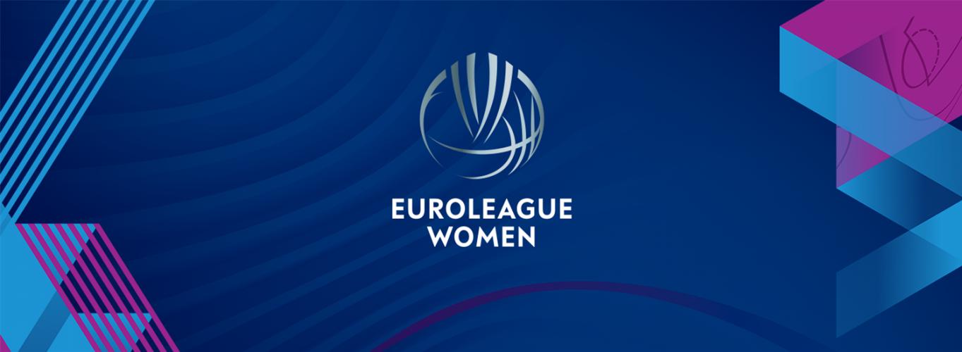 FIBA  - EuroLeague Women, FIBA annuncia il nuovo logo
