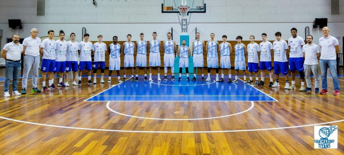 Pre - gara : Tiss' You Care San Marino vs  Basket Tolentino