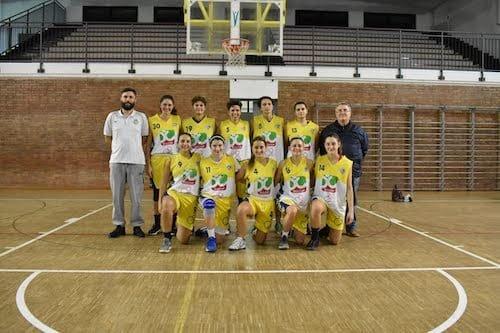 Pallacanestro Budrio – AICS Forlì 38-48 (9-9-, 10-17, 9-12, 10-10)