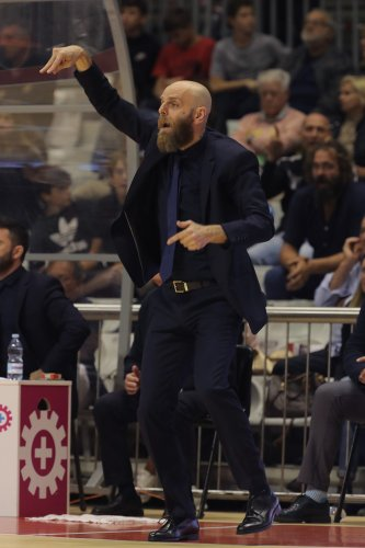 Basket Ravenna - prepartita Tezenis Verona - OraSì Ravenna .