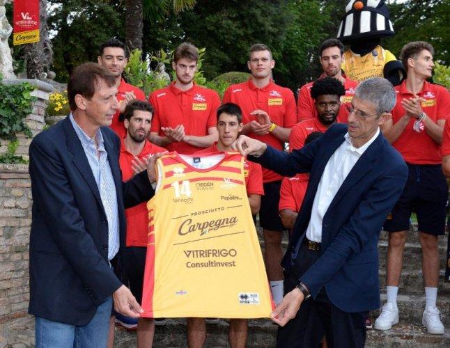 La Carpegna Prosciutto Basket Pesaro è pronta per il Campionato 2020/2021!