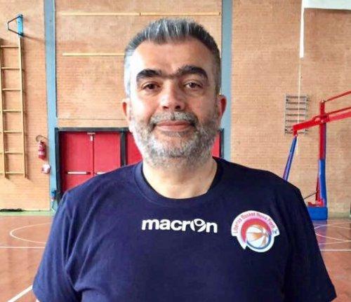 Allenamento condiviso Pall. Vigarano 2008 contro Basket 2000 SanGiorgio Mantova