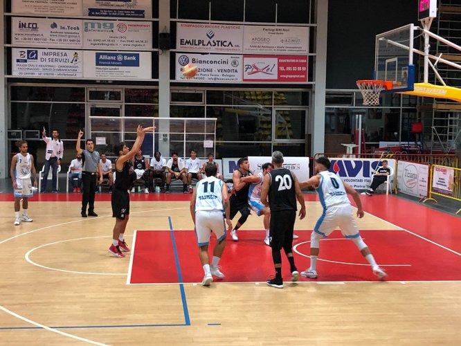VB Olimpia Castello 2010  - Guelfo Basket: 58-83 (12-21;24-45;40-64)