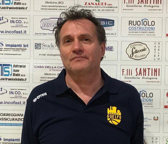 Nuovo Coach al Guelfo Basket: E'marco Cavicchioli