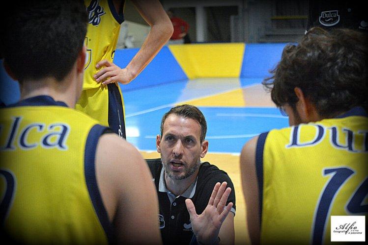 Gaetano Scirea – Dulca Santarcangelo, il prepartita di Coach Gabriele Ceccarelli