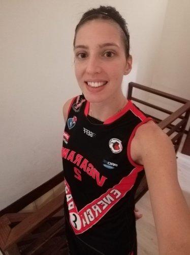 Nuovo acquisto : Cecilia Albano al Vigarano Basket 2008!
