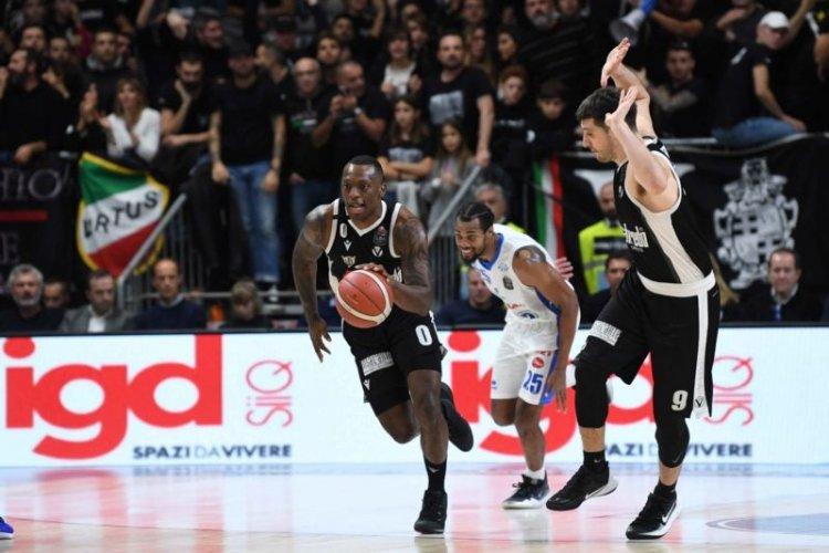 Virtus Segafredo Bologna – De' Longhi Treviso Basket: 84 – 79