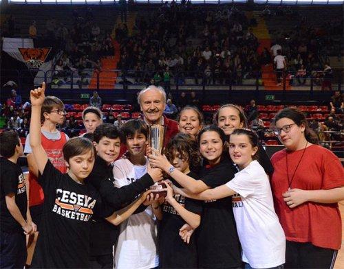 Primo Trofeo ARRT  riservato alle Classi V della Scuola Primaria di  Cesena