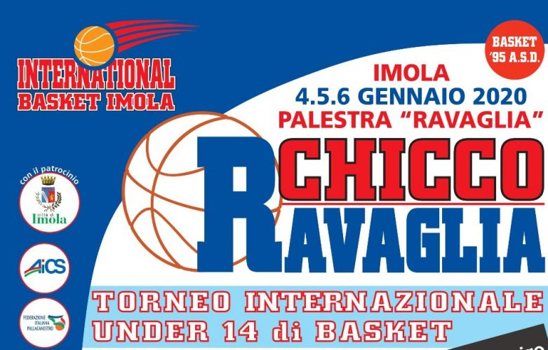 "International Basket Imola : ""Comunicato post Chicco Ravaglia 2020"""