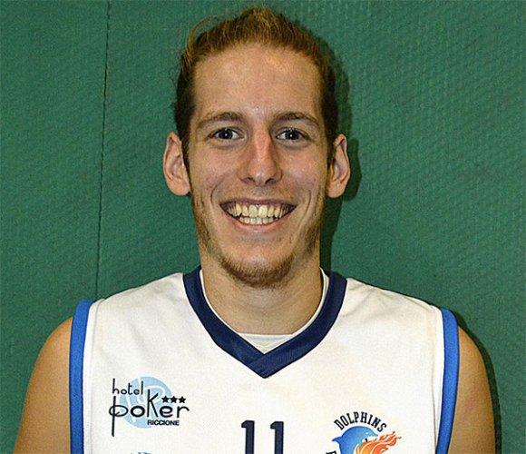 Dany Dolphins Riccione - Cesena basket 64-70