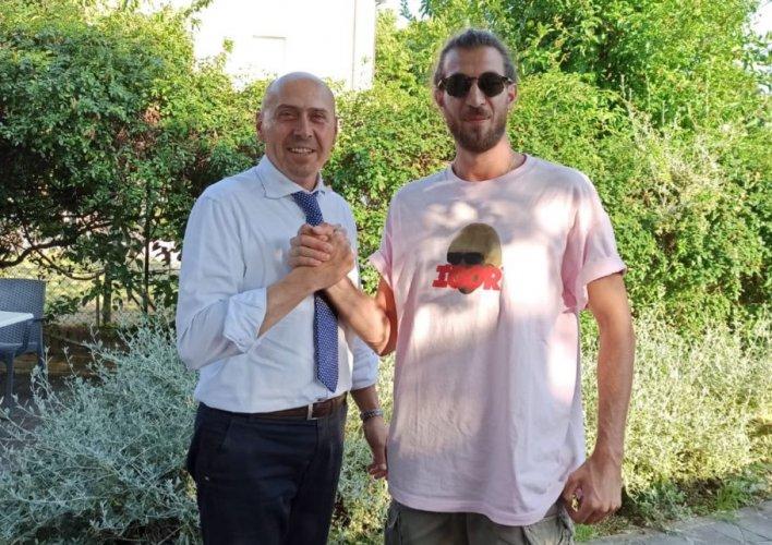 Pallacanestro Titano : Christopher Dini nuovo acquisto Titans S. Marino